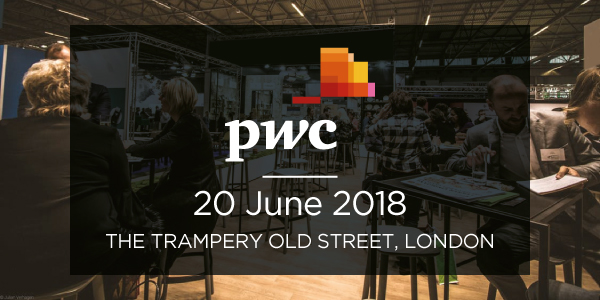 PWC event 20 June 2018 London